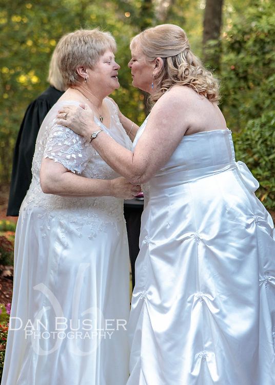 Suzanne and Lorraine - Getting Ready, The Ceremony and Formal Family Images