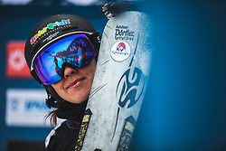 SCHOEFFMANN Sabine during FIS alpine snowboard world cup 2019/20 on 18th of January on Rogla Slovenia<br /> Photo by Matic Ritonja / Sportida