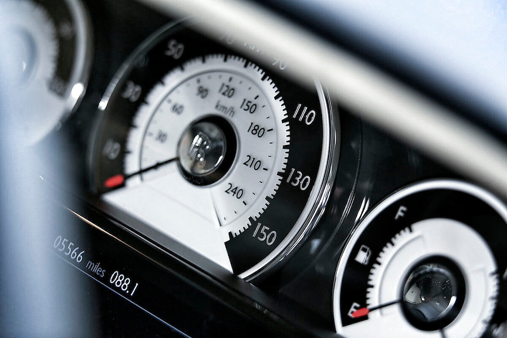 Rolls Royce Wraith luxury motor car