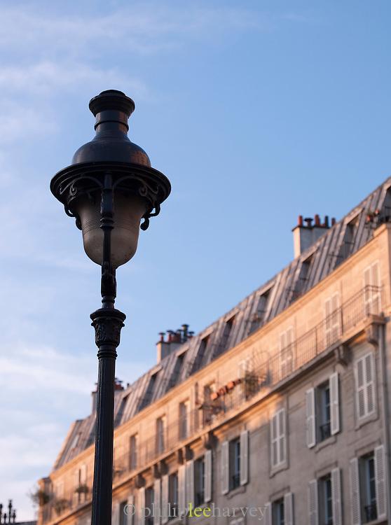 Architecture in Paris, France