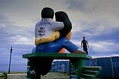 Chile-The ferry to the Fin del Mundo