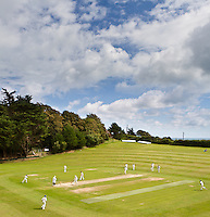 Cricket on the Isle of Wight