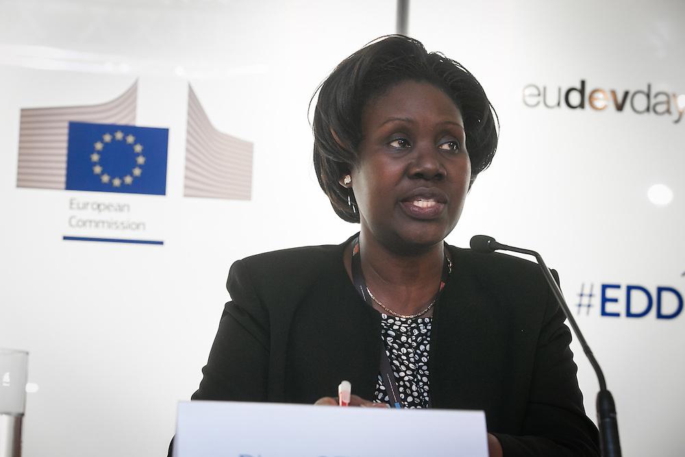 03 June 2015 - Belgium - Brussels - European Development Days - EDD - Gender - Women's empowerment - Key lessons for financing and measuring gender equality - Diana Ofwona , Regional Director, United Nations Women© European Union
