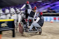 Weber Chester, USA, Maestoso 51, Panda, Platon, Pottom<br /> Vlaanderens Kerstjumping - Memorial Eric Wauters - Mechelen 2018<br /> © Hippo Foto - Dirk Caremans<br /> <br />  29/12/2018