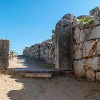 Tiryns - Peloponnese - Greece