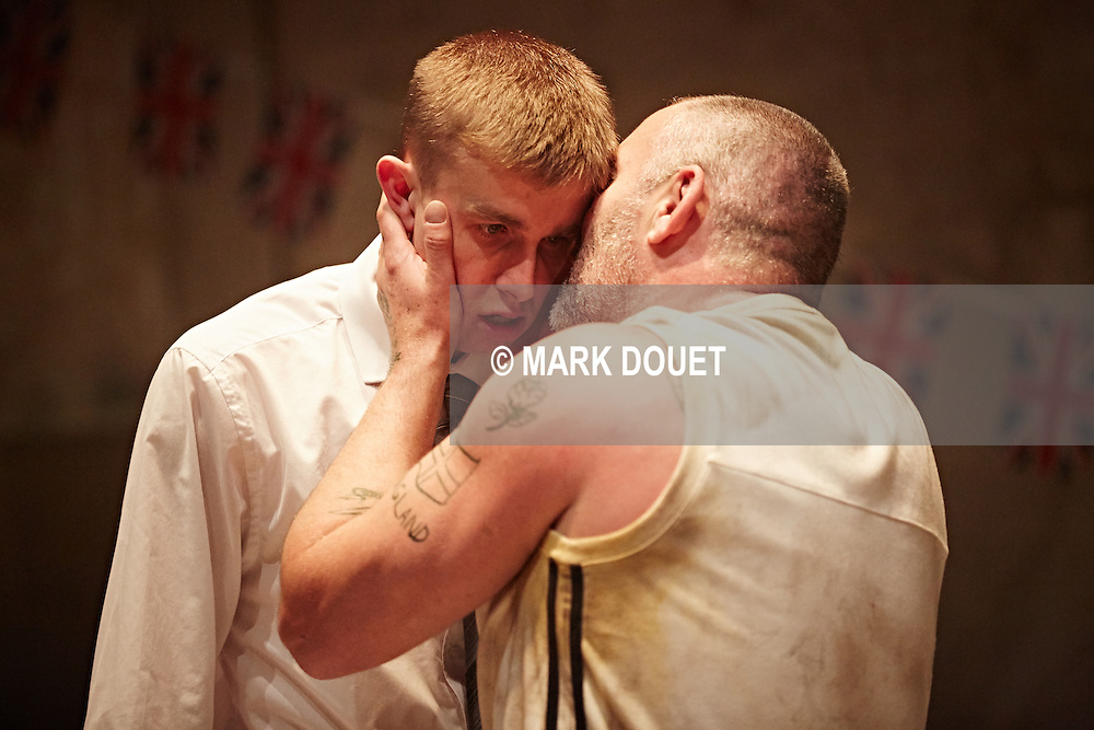 Hurling Rubble at the Sun / Moon<br /> at the Park Theatre. Director Rod Dixon