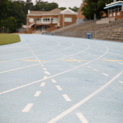 Fetzer Field and Irwin Belk Track (Chapel Hill, NC)