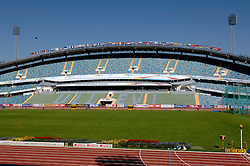 06-08-2006 ATLETIEK: EUROPEES KAMPIOENSSCHAP: GOTHENBORG <br /> De openingsceremonie van de 29th European Championships Athletics werd op de Gotaplatsen gehouden / Ullevi Stadium<br /> ©2006-WWW.FOTOHOOGENDOORN.NL