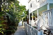 Key West style house Key West, Florida.