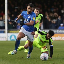 Peterborough United v Bolton Wanderers