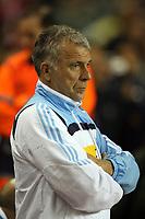 Photo: Paul Greenwood.<br />Liverpool v Marseille. UEFA Champions League, Group A. 03/10/2007.<br />New Marseille coach Erik Gerets