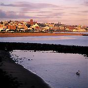 View of Newcastle, NSW, Australia