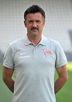 N/z  I Trener Wojciech Stawowy <br /> <br /> Cracovia Krakow