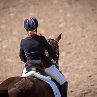 Friday 21 September - Daily Image Library -Team GBR - World Equestrian Games 2018 - Tryon, NC