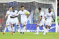 Joie Marseille - 09.01.2015 - Montpellier / Marseille - 20eme journee de Ligue 1<br />Photo : Nicolas Guyonnet / Icon Sport