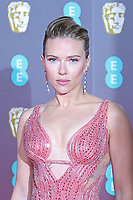 Scarlett Johansson, EE British Academy Film Awards, Royal Albert Hall, London, UK, 02 February 2020, Photo by Richard Goldschmidt