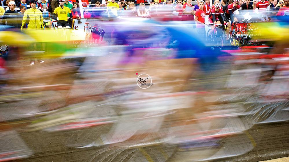 Men's Little 500, 2012, Indiana University Bicycle Race