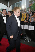 4 May 2010- New York, New York- Sir Elton John at Time 100 Gala celebrating the 100 Most Influential People in the World held at The Time Warner Center on  May 4, 2010 in New York City.