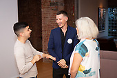 2018.10.10 - Gender & Family Project - Cocktail Reception