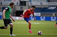 Fotball , 15 Mai 2021 , OBOS-ligaen, AaFK - Bryne, Niklas Fernando Castro , Aalesund<br /> <br /> , Foto: Srdan Mudrinic, Digitalsport