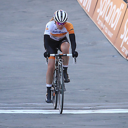 SIENNA (ITALY): The first edition of the Strade Bianche Eroica for women<br /> 5th place for Anna van der Breggen (Zwolle-Rabobank) <br /> NOVUM COPYRIGHT SPORTFOTO PHOTOAGENCY