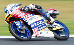October 21, 2017 - Melbourne, Victoria, Australia - German rider Philipp Oettl (#65) of Sudmetall Schedl GP Racing in action during the third free practice session at the 2017 Australian MotoGP at Phillip Island, Australia. (Credit Image: © Theo Karanikos via ZUMA Wire)