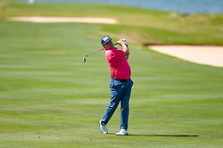 March 21, 2018 - Austin, TX, U.S. - AUSTIN, TX - MARCH 21: Jason Dufner hits a shot from the fairway during the First Round of the WGC-Dell Technologies Match Play on March 21, 2018 at Austin Country Club in Austin, TX. (Photo by Daniel Dunn/Icon Sportswire) (Credit Image: © Daniel Dunn/Icon SMI via ZUMA Press)