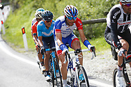 Thibaut Pinot (FRA - Groupama - FDJ) during the 101th Tour of Italy, Giro d'Italia 2018, stage 15, Tolmezzo - Sappada 178 km on May 20, 2018 in Italy - Photo Luca Bettini / BettiniPhoto / ProSportsImages / DPPI