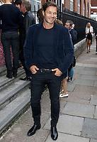 Paul Sculfor, London Fashion Week SS17 - Julien Macdonald, Seymour Leisure Centre, London UK, 17 September 2016, Photo by Brett D. Cove
