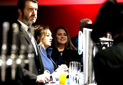 Guest arrive for the Bristol Sport Gala Dinner - Mandatory by-line: Robbie Stephenson/JMP - 08/12/2016 - SPORT - Ashton Gate - Bristol, England  - Bristol Sport Gala Dinner