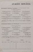 Interprovincial Railway Cup Football Cup Final, 17.03.1942, 03.17.1942, 17th March 1942,  Ulster 1-10, Munster1-05, .Interprovincial Railway Cup Hurling Cup Final, 17.03.1942, 03.17.1942, 17th March 1942,Munster 4-09, Leinster 4-05, Munster Hurling Team, J McCarthy, D Gorman, B Thornhill, W Murphy, J Ryan, J Keane, P Creegan, C Moylan, J Lynch, W Barron, C Ring, R Stokes, J Quirke, W O'Donnell, J Power, E Wade, S Donnegan, S O'Kelly, E O'Brien, P O'Farrell, Leinster Hurling Team, D Conway, P Larkin, M Butler, P Blanchfield, F White, L Burke, P Phelan, H Grey, J Walsh, S Langton, M McDonnell, J Byrne, J Mulcahy, J Whelan, C Downes, P Quane, T Doyle, D J Buckley, P O'Flanagan, J Young,
