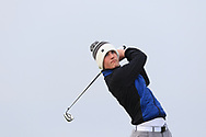 Joshua McCabe (Roganstown) on the 4th tee during Round 3 of The West of Ireland Open Championship in Co. Sligo Golf Club, Rosses Point, Sligo on Saturday 6th April 2019.<br /> Picture:  Thos Caffrey / www.golffile.ie