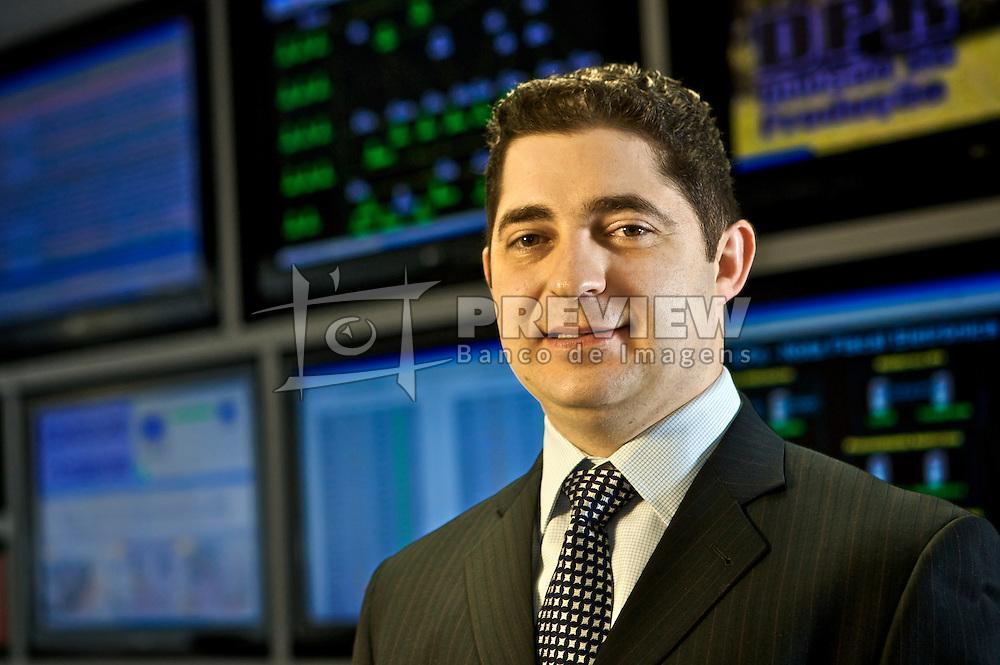Diretor-presidente da Procergs, Ademir Milton Piccoli na sede da empresa, em Porto Alegre. FOTO: Jefferson Bernardes / Preview.com