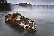 Goðafoss is located in the north-east-Iceland. .www.gudmann.is