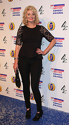 MORGANA ROBINSON attends the British Comedy Awards at Fountain Studios, London, England, December 12, 2012. Photo by i-Images.