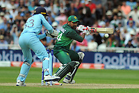 Cricket - 2019 ICC Cricket World Cup - Group Stage: England vs. Pakistan<br /> <br /> Sarafaraz Ahmed of Pakistan, at Trent Bridge, Nottingham.<br /> <br /> COLORSPORT/ANDREW COWIE