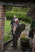 MARK JAMES; SIR MICHAEL HOWARD; ,Berkshire. 28 April 2017
