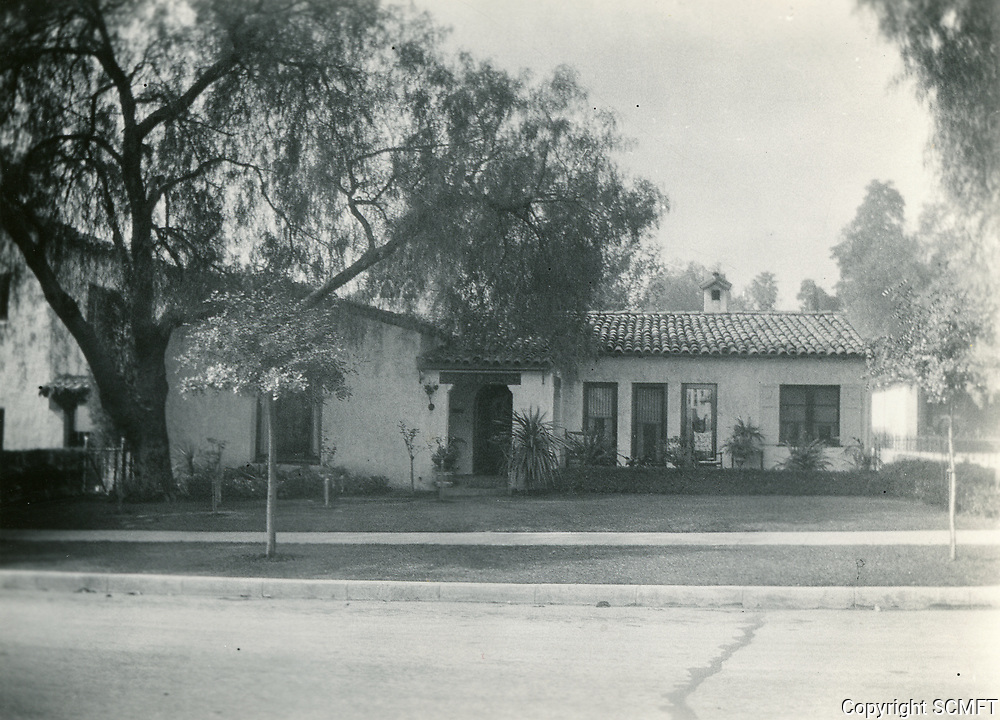 Circa 1930 1823 Outpost Dr. in the Outpost Estates