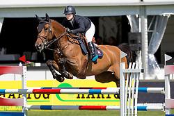 Morssinkhof Micky, (NED), Happy Girl<br /> Nederlands kampioenschap springen - Mierlo 2016<br /> © Hippo Foto - Dirk Caremans<br /> 21/04/16