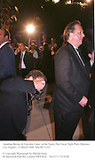 Jonathan Becker & Graydon Carter  at the Vanity Fair Oscar Night Party Mortons,  Los Angeles. 23 March 1998. film 98171f32<br /><br />© Copyright Photograph by Dafydd Jones<br />66 Stockwell Park Rd. London SW9 0DA<br />Tel 0171 733 0108