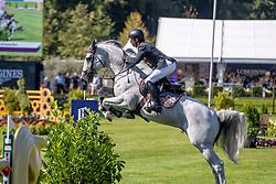 Marquez Galobardes Alberto, ESP, Ucello Massuere<br /> European Championship Riesenbeck 2021<br /> © Hippo Foto - Dirk Caremans<br />  03/09/2021