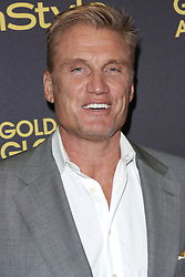 November 13, 2016 - Los Angeles, California, USA - 11/10/16.Dolph Lundgren at HFPA And InStyle''s Annual Miss Golden Globes Party..(West Hollywood, CA) (Credit Image: © Starmax/Newscom via ZUMA Press)