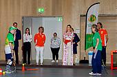 Werkbezoek Koningin Maxima aan Special Olympics Nationale Spelen