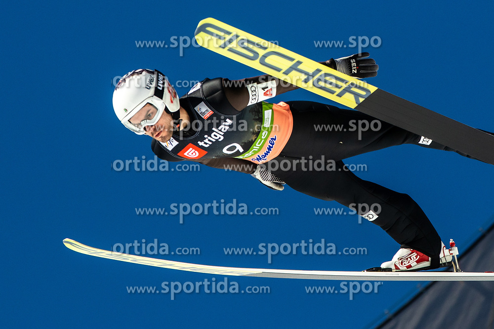 Vladimir Zografski (BUL) during the Qualification round of the Ski Flying Hill Individual Competition at Day 1 of FIS Ski Jumping World Cup Final 2019, on March 21, 2019 in Planica, Slovenia. Photo by Matic Ritonja / Sportida