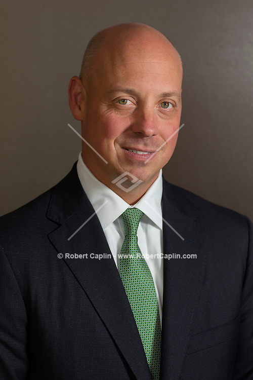 Eric Schuppenhauer, Senior Vice President of Home Lending at JP Morgan Chase in Columbus, Ohio.<br /> <br /> Photo Copyright Robert Caplin