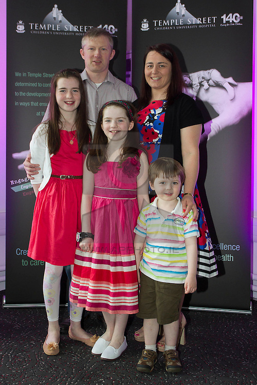 Rebecca Osgood-Daly (9) from Roscommon