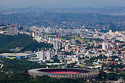 Belo Horizonte_MG, Brasil...Estadio Governador Magalhaes Pinto (Mineirao) na Pampulha, Minas Gerais...The Governador Magalhaes Pinto stadium (Mineirao) in Pampulha, Minas Gerais...Foto: BRUNO MAGALHAES / NITRO