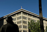 For hours a distraught woman contemplated suicide while standing on top of a parking garage in Sacramento, CA. Police were finally able to talk her down and she was taken to the county mental health facility. Anne Chadwick Williams April 24, 2009