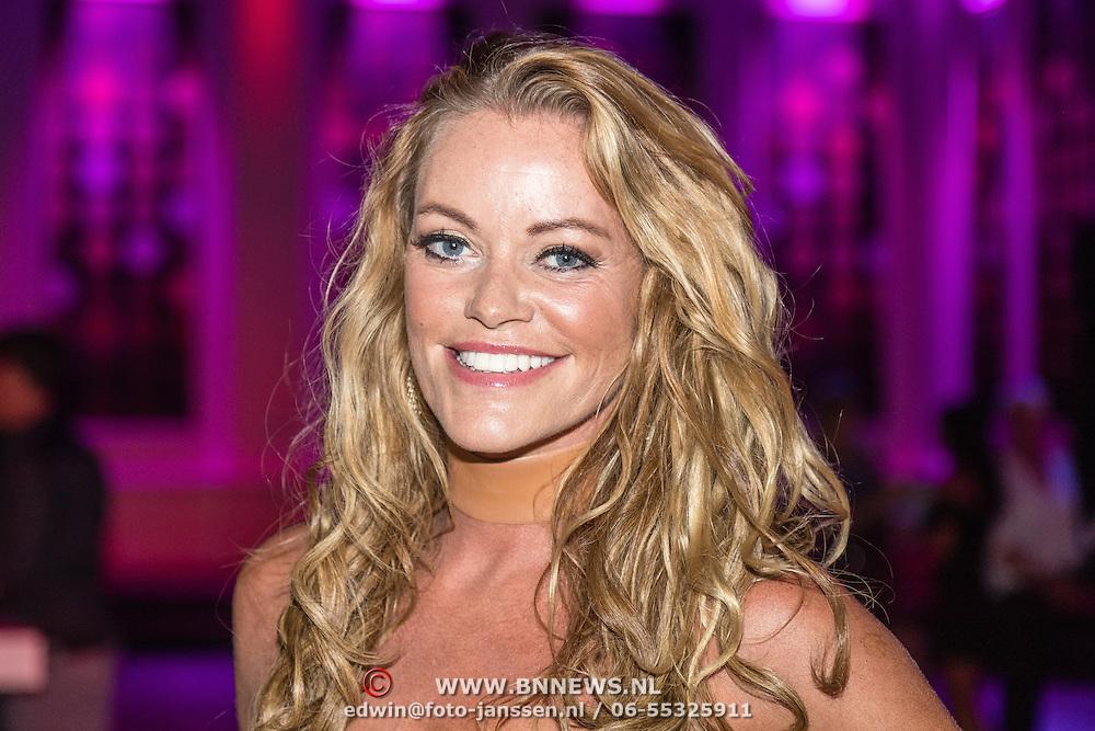NLD/Hilversum/20160926 - Finale Miss Nederland 2016, Inge de Bruin