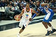 DESCRIZIONE : Bologna campionato serie A 2013/14 Acea Virtus Roma Enel Brindisi <br /> GIOCATORE : Jordan Taylor<br /> CATEGORIA : fallo<br /> SQUADRA : Acea Virtus Roma<br /> EVENTO : Campionato serie A 2013/14<br /> GARA : Acea Virtus Roma Enel Brindisi<br /> DATA : 20/10/2013<br /> SPORT : Pallacanestro <br /> AUTORE : Agenzia Ciamillo-Castoria/GiulioCiamillo<br /> Galleria : Lega Basket A 2013-2014  <br /> Fotonotizia : Bologna campionato serie A 2013/14 Acea Virtus Roma Enel Brindisi  <br /> Predefinita :